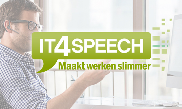 IT4Speech spraak